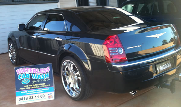 Car Wash Waterless Products 2