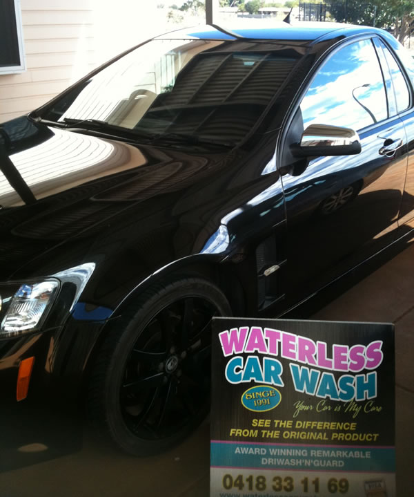 Car Wash Waterless Products 4
