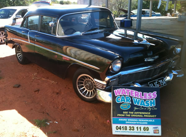 Car Wash Waterless Products 9 Classic Car