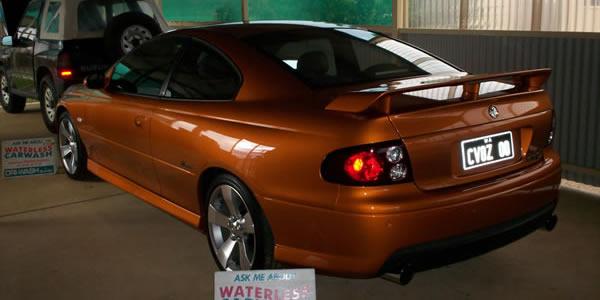 Dri-Wash n' Guard Waterless Carwash.