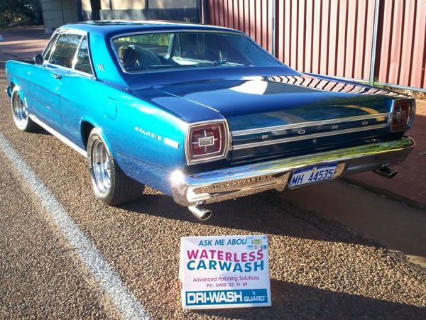 Ford Galaxy Dry Wash Products